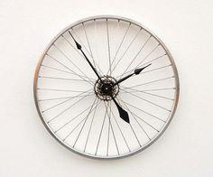 Cool clock. Klok heb ik al