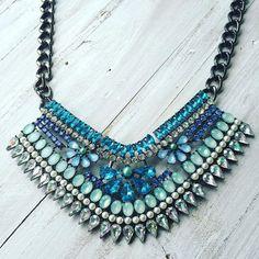 Glamorous #necklace
