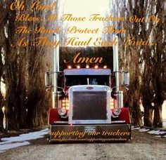 Supporting our truckers