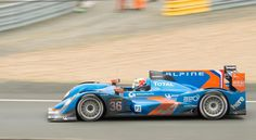 Lm P2 At Le Mans by Darren Price has won our shutter speed photo competition!