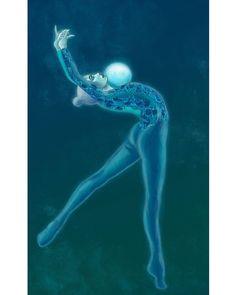 by kse_shestakova Gymnastics Posters, Rhythmic Gymnastics, Olympics, Whale, Illustration, People, Animals, Art, Sunrises