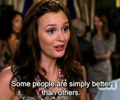 10 Ways To Tell If You're The Blair Waldorf Of Your Friends