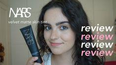 NARS Velvet Matte Skin Tint | REVIEW