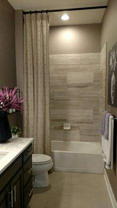 Best Bathroom Tile Design Ideas Pinterest Undermount Sink - Guest bathroom tile ideas