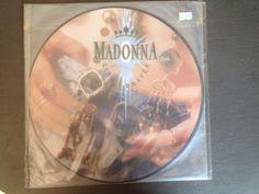 Madonna Like A Prayer PICTURE DISC 25844P Mint MDNA