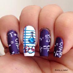 Chemistry Nails