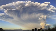 Chile's Calbuco Volcano Erupts For First Time in Over 42 Years; Around 1,500 Evacuated - weather.com