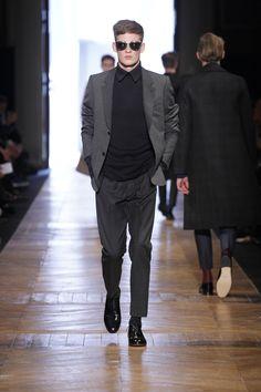 CERRUTI 1881 Paris Menswear Fashion Show - FW 2013 2014 - LOOK 27
