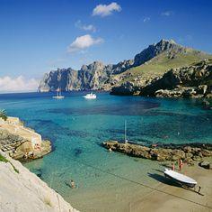 Cala San Vicente, Majorca