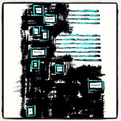 Lack Thereof: Make Black Out Poetry, Black Out Poetry, Poetry