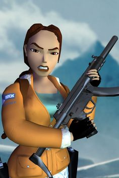 Tomb Raider 3 More