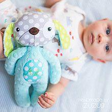 Hračky - Psík - hračka - 7147885_