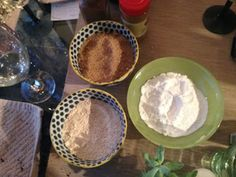 Face scrub supplies - oatmeal http://www.miysociety.com/projects/2014/2/20/coffee-cream-beauty