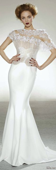 Georges Chakra Fall 2013 Couture