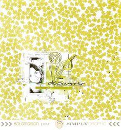 simply graphic: un tapis de fleurs