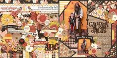 SUBVERSIVE SCRAPBOOKING, tips from the Traci Reed Design blog for using a kit for any story you need to tell