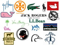 Love these brands like TB Lilly Jack R's and Vineyard vines and Vera bradley