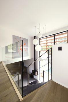 architectes-lyon.com - 05. Déco et Aménagements intérieurs : maison contemporaine Lyon 5ème - Lyon