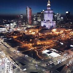Hello Warsaw! 👋🏻😍