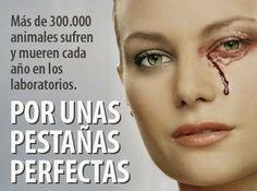 el escaparate Oriflame: Estar guapa sin consumir productos TESTADOS EN ANIMALES es posible!!