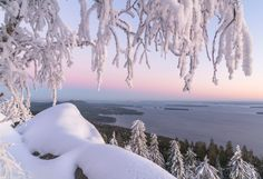 Finland, Snow, Mountains, Winter, Nature, Travel, Outdoor, Beautiful, Winter Time