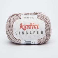 SINGAPUR yarn of Spring / Summer from Katia Pastel Shades, Pastel Colors, Colours, Aqua Rose, Color Inspiration, Jackets For Women, Spring Summer, Knitting, Pink