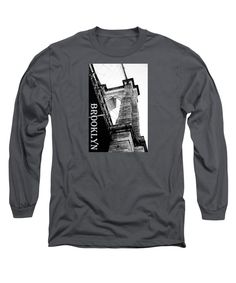 Brooklyn Bridge  Long Sleeve T-Shirt by S Dolinni