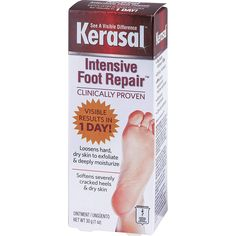 The 7 Best Products for Dry, Calloused Feet kerasal intensive foot repair – Best Foot Scrubs and Exfoliators for 2018 Skin Care Regimen, Skin Care Tips, Best Foot Scrub, Diy Foot Soak, Foot Soaks, Smooth Feet, Smooth Skin, Dry Skincare, Foot Remedies
