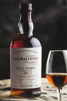 "The #Balvenie Single Barrel Sherry Cask 15yo Scotch Whisky Tasting Notes """