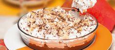 Receita de Strogonoff de chocolate com nozes. Descubra como cozinhar Strogonoff de chocolate com nozes de maneira prática e deliciosa com a Teleculinaria!