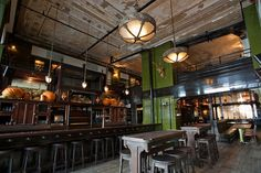 the breslin located at the ace hotel in gramercy park @ 16 West 29th Street in New York, NY 10001 #(212) 679-1939