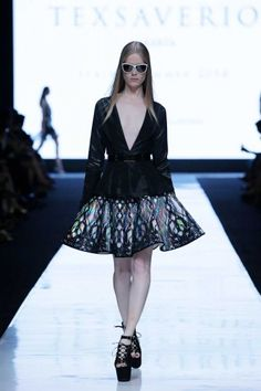 Jakarta Fashion Week 2014: Tex Saverio