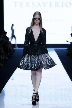 Jakarta Fashion Week 2014: Tex Saverio