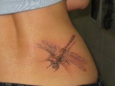 Dragonfly tattoo - 50  Dragonfly Tattoos for Women  <3 <3