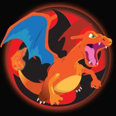Charizard-Fire Type Revisited by Matthew Hajducky