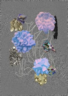 Amorphous Forms   Jennifer Mehigan inspiration