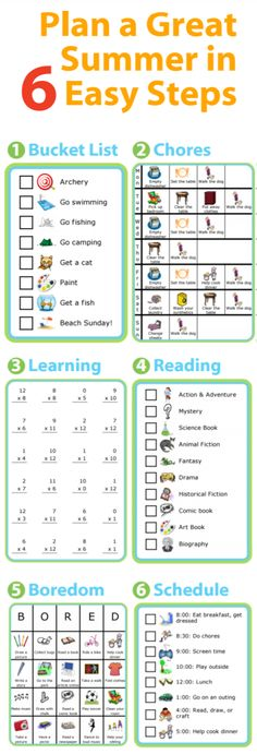 A little planning and organization can turn a good summer into a great one. Summer Activities For Kids, Summer Kids, Learning Activities, Kids Learning, Parenting Books, Gentle Parenting, Kids And Parenting, Peaceful Parenting, Parenting Tips