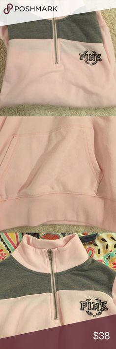 PINK by VS sweatshirt sweatshirt from pink by Victoria secret PINK Victoria's Secret Sweaters