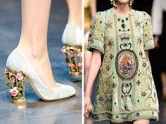 Dolce and Gabbana Fall.Winter 2013