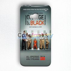 Orange Is The New Black HTC One M7 Case | casefantasy