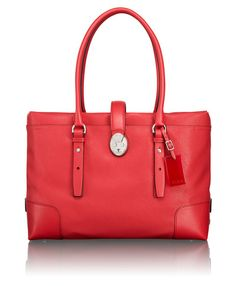 Look what I found on Tumi.com - Perfect Work bag for laptop and more! #workbag #Womensbags #laptoptote