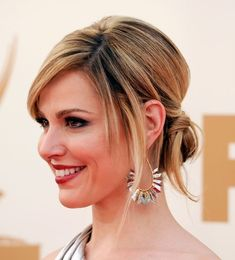 2013 Prom Hairstyles for Long Hair: Twisted Sleek Updo Hairstyle for Prom | Hairstyles Weekly