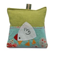 Cute chicken lavender bag