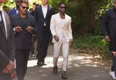 The Best Street Style Looks From Spring 2015 Men's Fashion Week: Rules of Style : Details