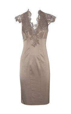 Karen Millen lace dress!