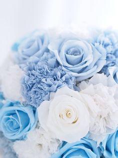 サムシングブルーのブーケ 」の画像|☆Yu's Fleur フラワーSalon☆|Ameba (アメーバ)