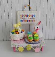 Easter Miniatures For 2012...