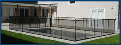 Aqua-Net Fence