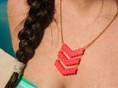 Chicle Sin Azúcar: Nueva colección: Collares flúor