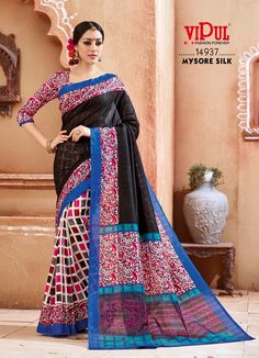 #VipulFashions #FashionForever #Fashion #Bhagalpuri #Mastani #Catalog #saree #sari